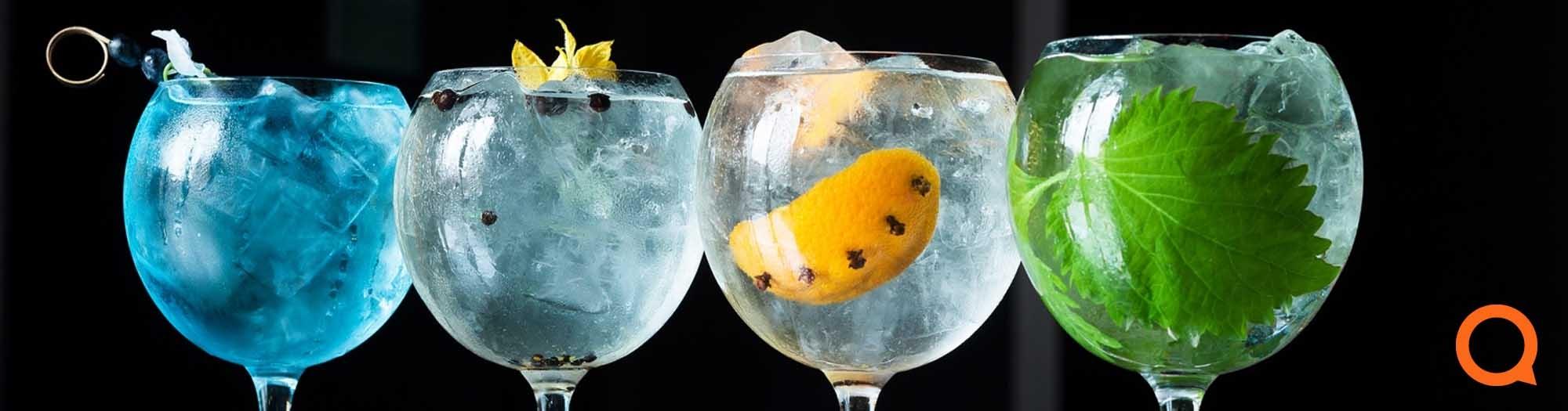 Gin & Tonic pakketten