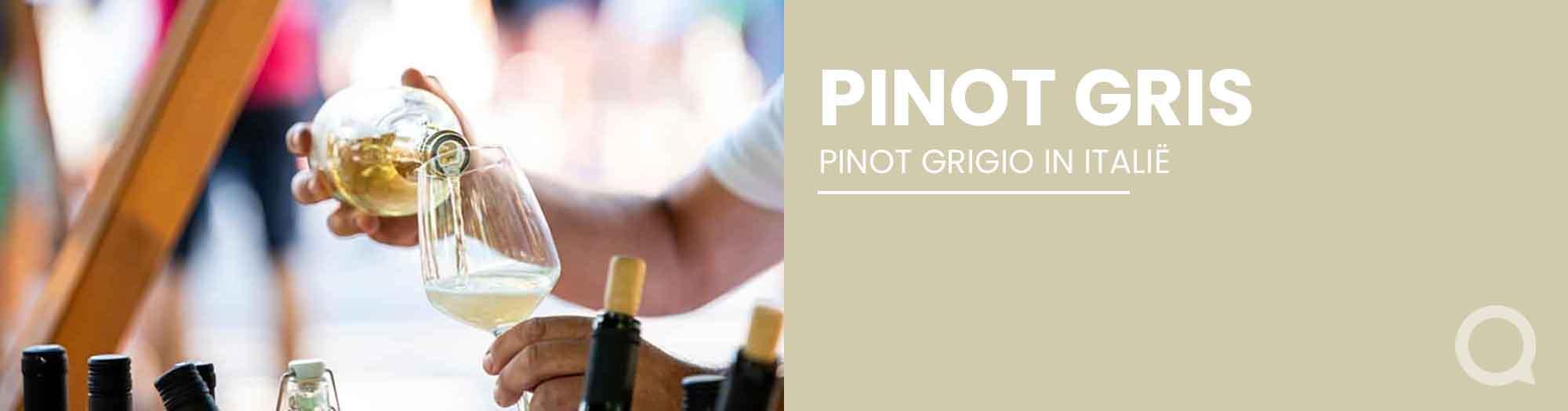 Pinot Gris en Pinot Grigio