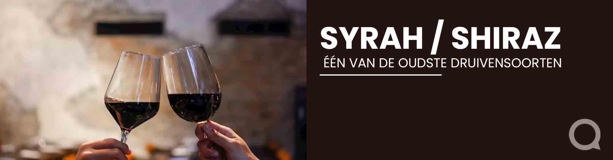Syrah en Shiraz