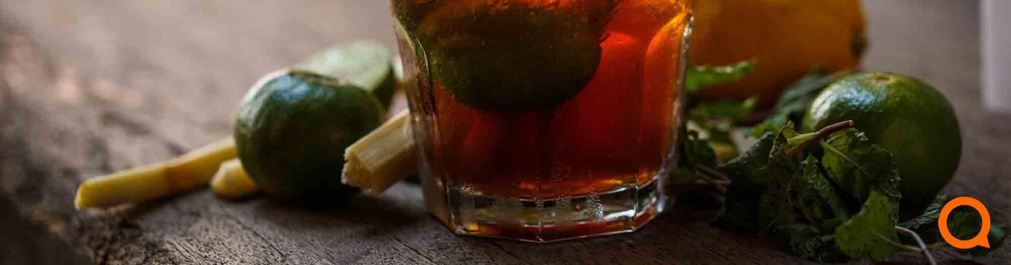 Cachaça rum