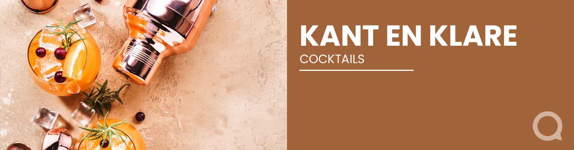 Kant en klare cocktails