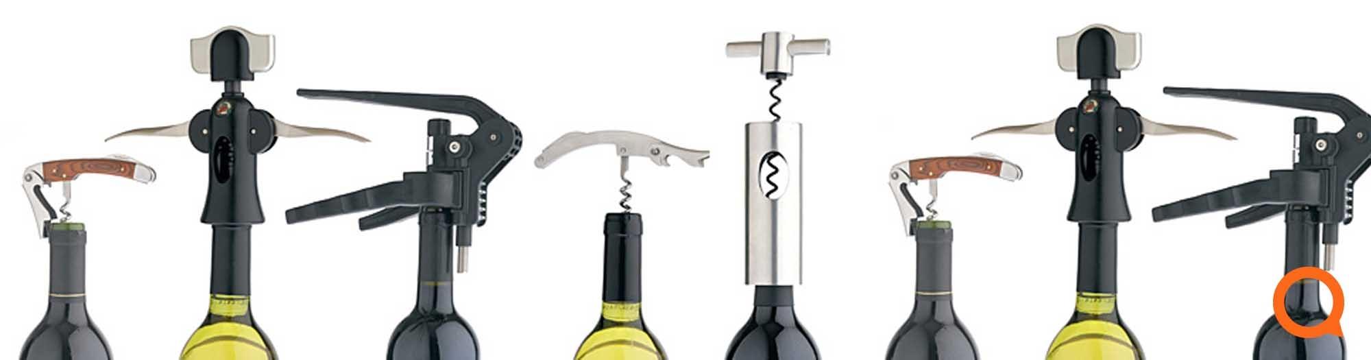 Wijnschenkers & stoppers