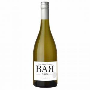 BAR white witte wijn 75cl