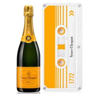 Veuve Clicquot Brut Champagne Tape