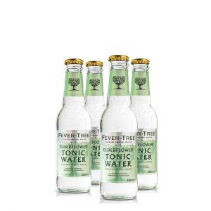 Fever Tree Tonic water Elderflower (4x20cl)