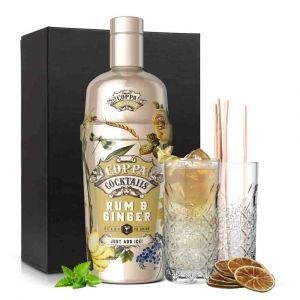 Rum & Ginger cocktailpakket