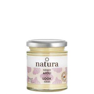 Natura Aioli knoflook mayonaise