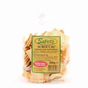 Sapore Scrocchi met knoflook
