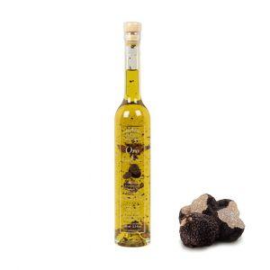 GOLD Zwarte truffelolie extra Virgin met schijfjes 100ml