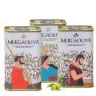 Spaanse olijfolie proeverij