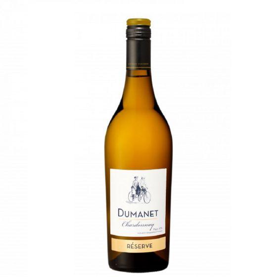 Dumanet Chardonnay Réserve (75cl)