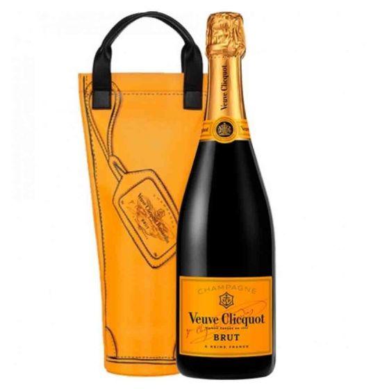 Veuve Clicquot Brut in Shoppingbag