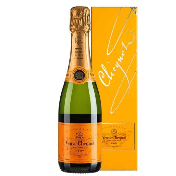 Veuve Clicquot Ponsardin Brut Giftbox (37,5 cl)