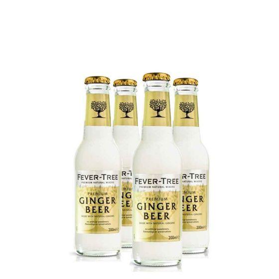 Fever Tree Ginger Beer