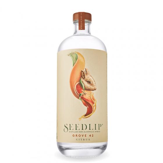 Seedlip Grove 42 Non-Alcoholic Spirit 70cl