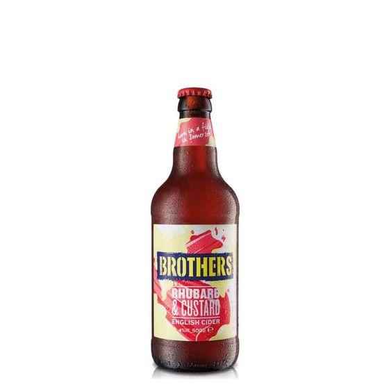 Brothers Cider Rhubarb Vanilla