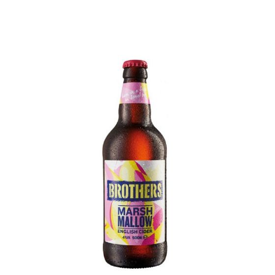 Brothers Cider Marshmallow (12x50cl)