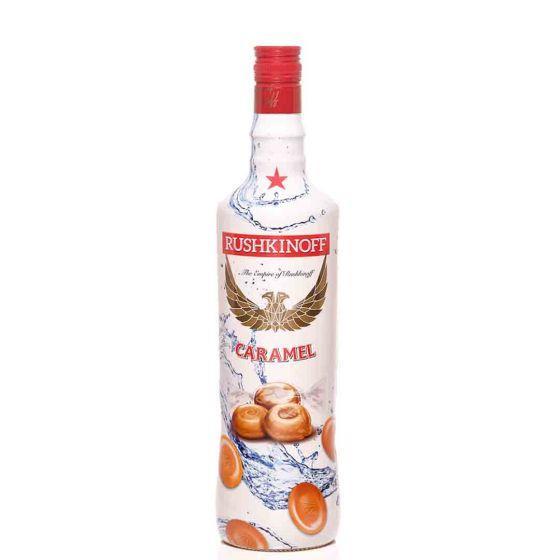 Rushkinoff Vodka & Caramel likeur