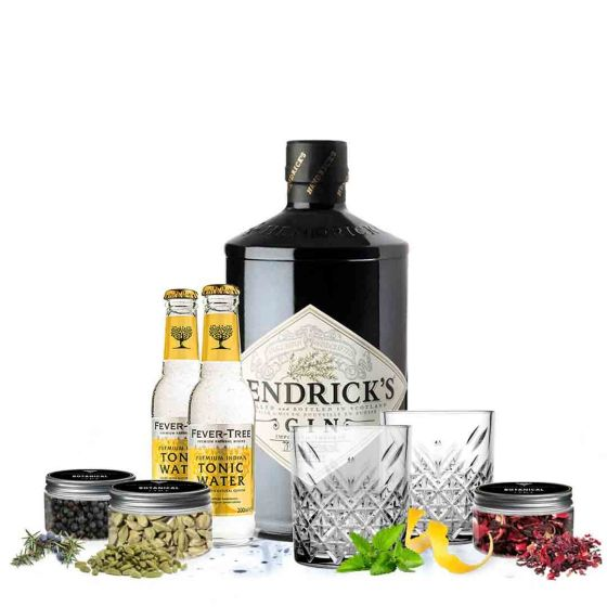 Gin & Tonic pakket Hendrick's gin