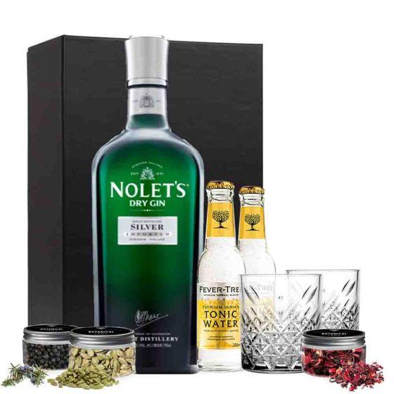 Gin & Tonic pakket met Nolet's Silver Dry gin