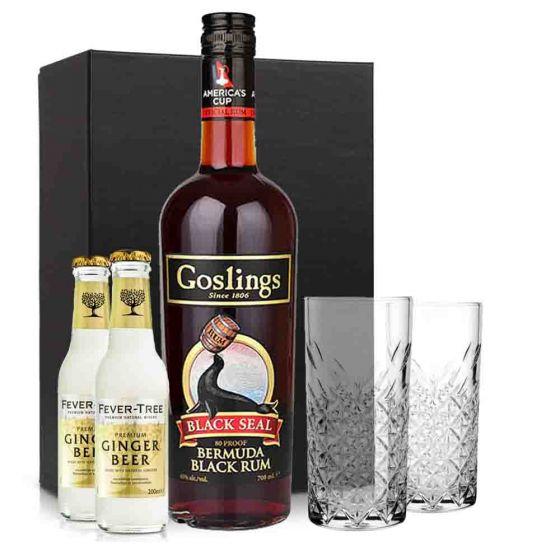 Dark 'n Stormy cocktail pakket