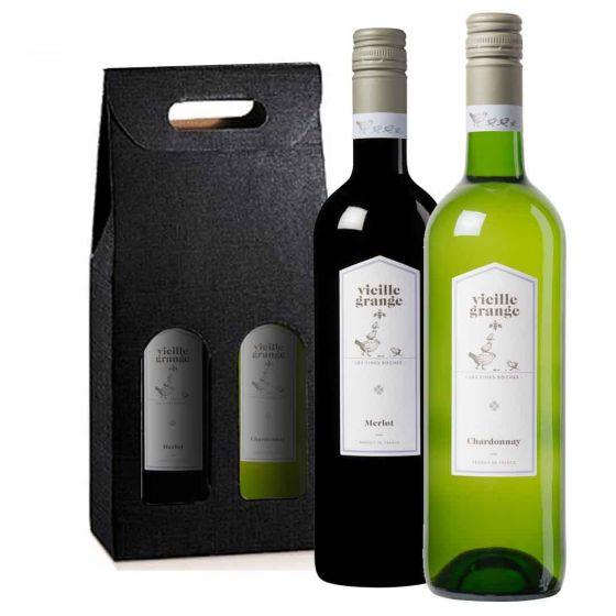 Wijnpakket uit Frankrijk