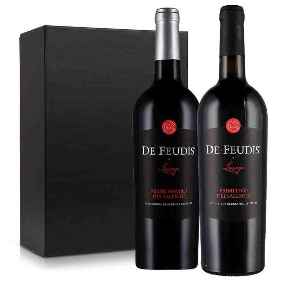 Wijnpakket Italië Lounge