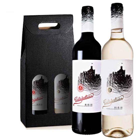 Wijnpakket spaanse rioja Bodegas Leza Garcia