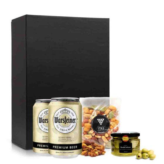 VrijMiBo borrelpakket met Warsteiner bier