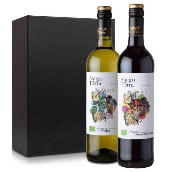 Wijnpakket Spanje organic
