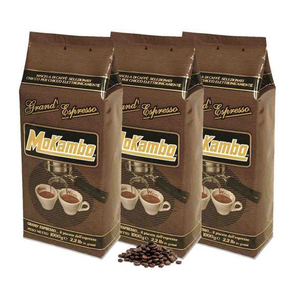 Mokambo Grand Espresso koffiebonen