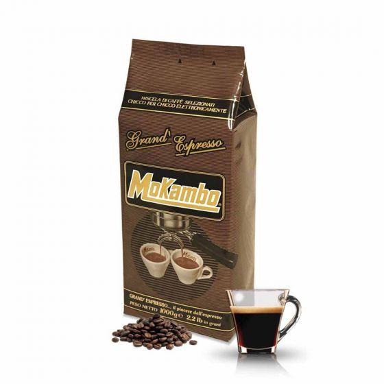 Mokambo Grand Espresso koffiebonen 1000gr