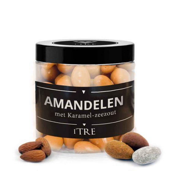 iTRE Chocolade Amandelen met Karamel zeezout