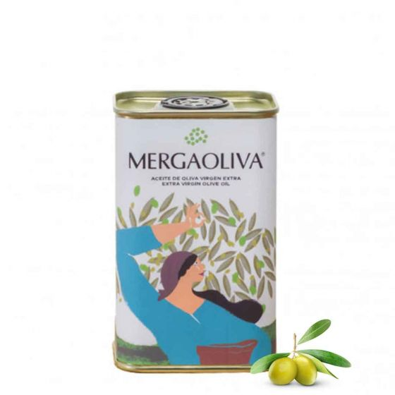 Mergaoliva Alba Extra Vierge olijfolie