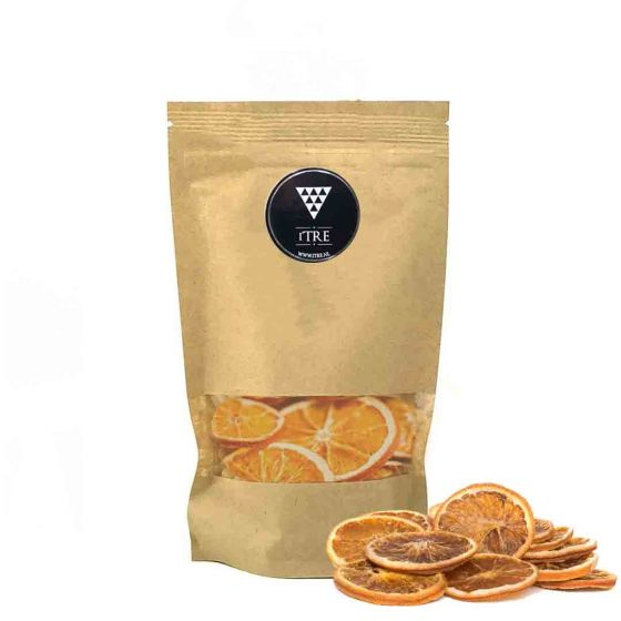 Gedroogde Sinaasappels