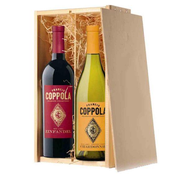 Wijnpakket Californië Francis Ford Coppola