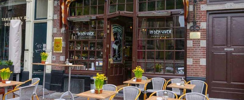 Hotspot: Proeflokaal in den Uiver (Haarlem)