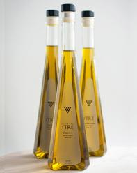 Eigen logo op olijfolie