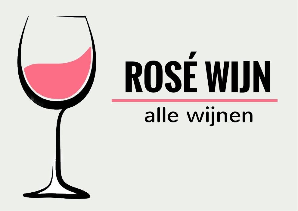 Alle rosé wijnen
