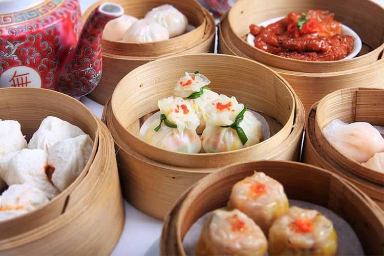 Oosterse gerechten