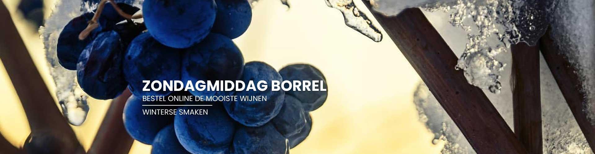 Winterse wijnen