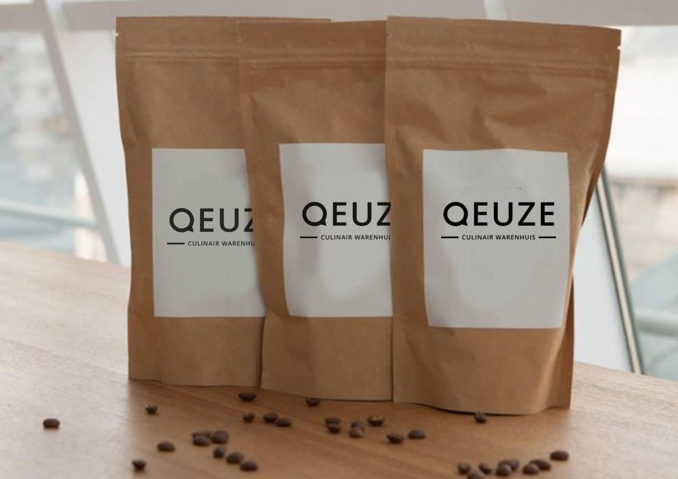 je eigen koffiemerk