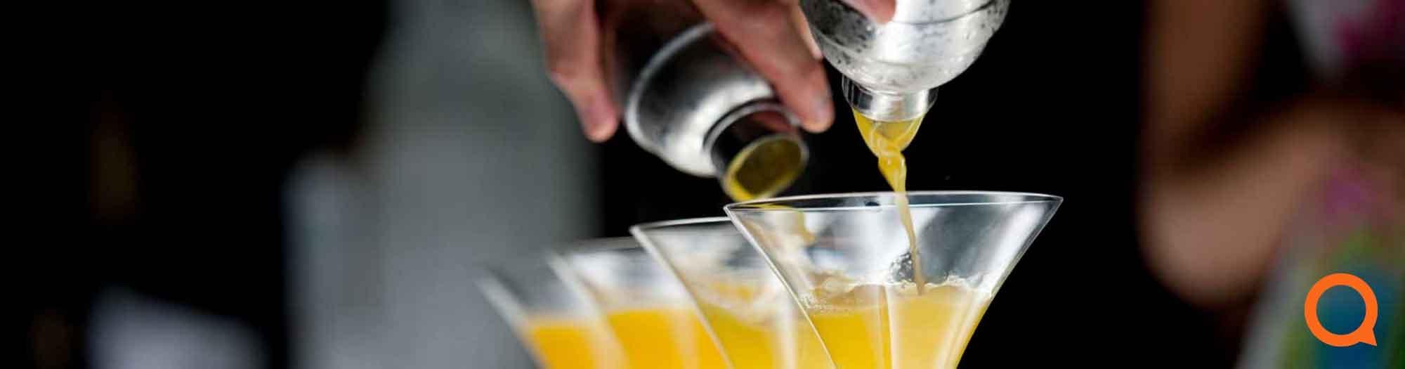 Cocktail pakketten
