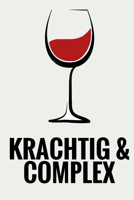 Rode wijn – krachtig en complex