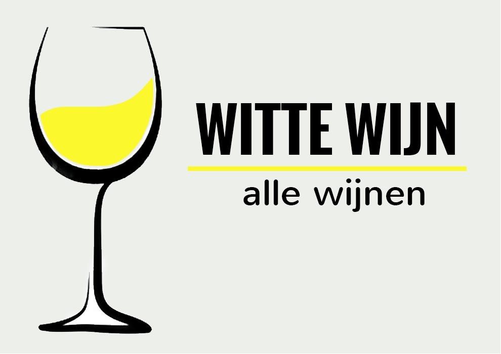 alle witte wijnen