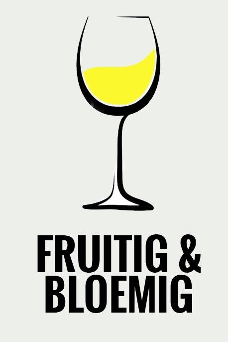 Witte wijn – fruitig en bloemig
