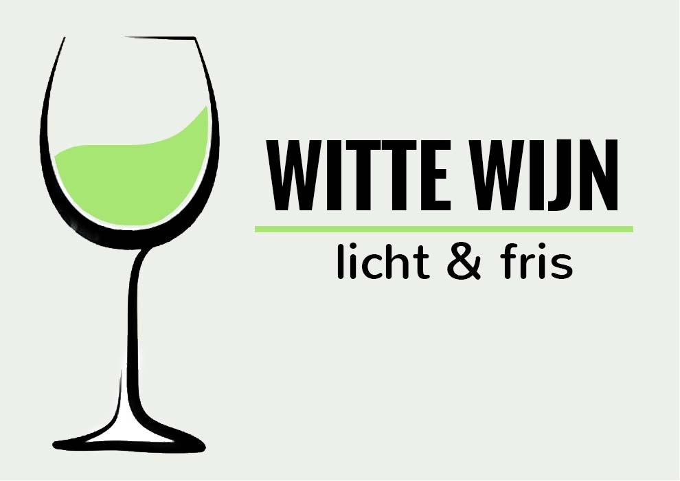 Witte wijn – licht en fris