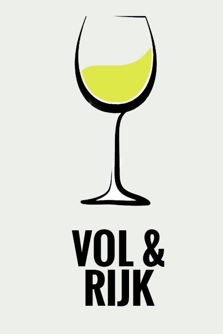 Witte wijn – vol en rijk