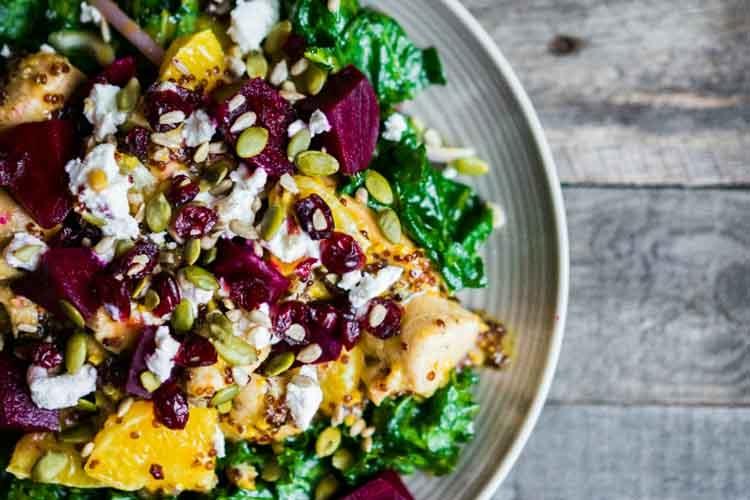 salades en groentes