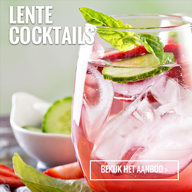 Proef de lente cocktails